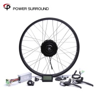 2020 Rushed 48v750w Bafang FAT Rear Electric Bike Conversion Kit Brushless Motor Wheel with 20'' 26''rim
