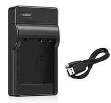 Batterie Ladegerät für Canon IXUS 160, 162, 170, 172, 175, 177, IXUS 180, IXUS 185, IXUS 190 Digital Kamera