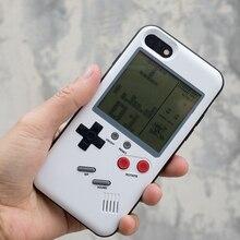 Unique Multi Game Phone Case for Xiaomi MI 6 TPU Back Cover Childhood Gift Classic Game Tetris Phone Cover