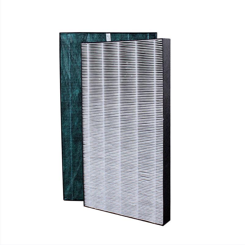 sharp air purifier filter kc a50jw kc a51r b hepa filter fz a51hfr actived carbon filter fz a51dfr filter for humidifier parts For Sharp KC-Z380SW KC-C150SW KC-BB60-W KC-CD60-W/N Air Purifier Efficient Formaldehyde Hepa Filter FZ-380HFS set