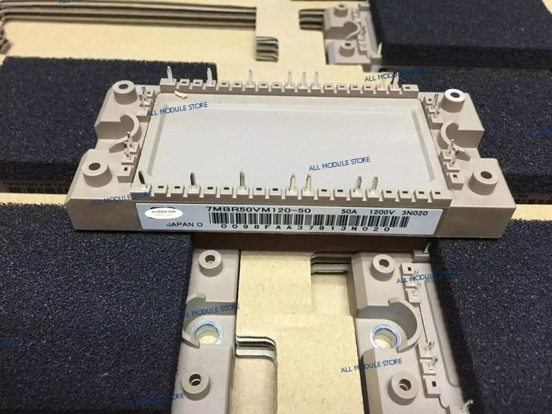 7MBR50VM120-50 7MBR50VM120 شحن مجاني وحدة جديدة