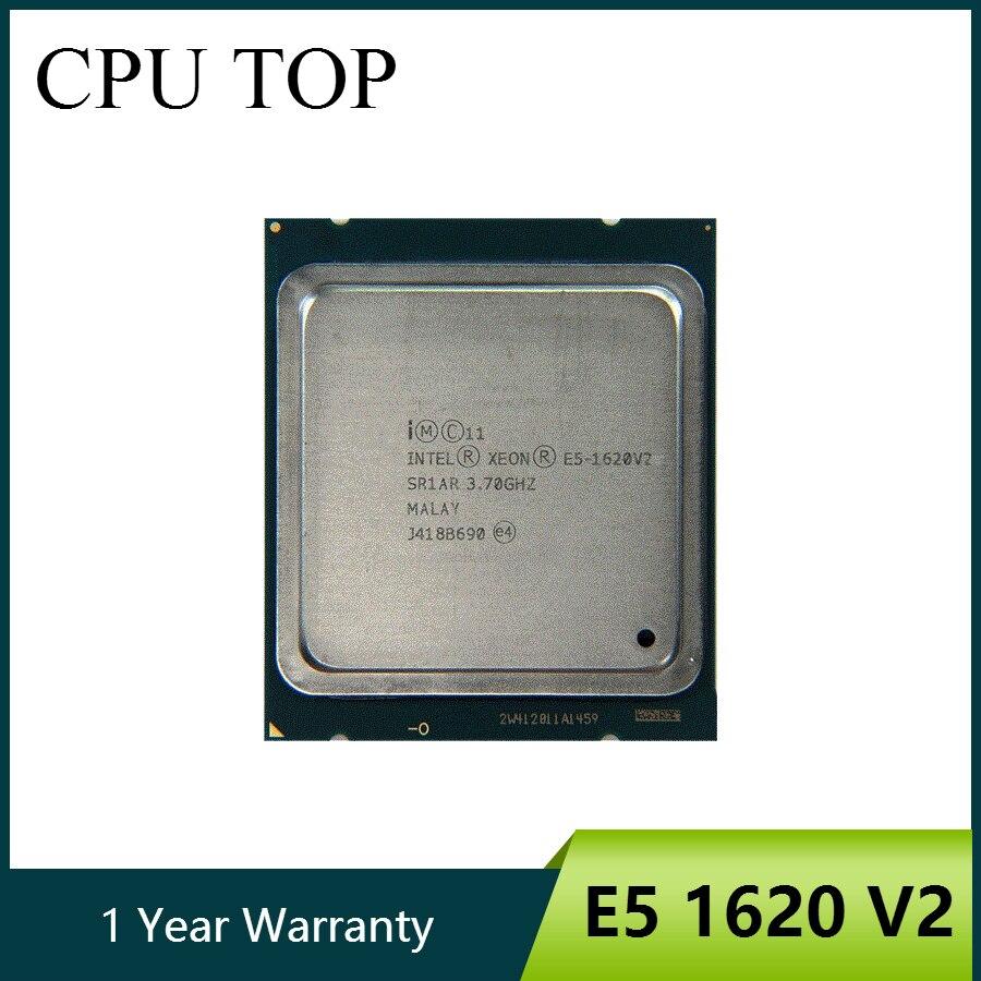Intel xeon e5 1620 v2 3.7 ghz 4 núcleo 10 mb cache processador cpu lga 2011