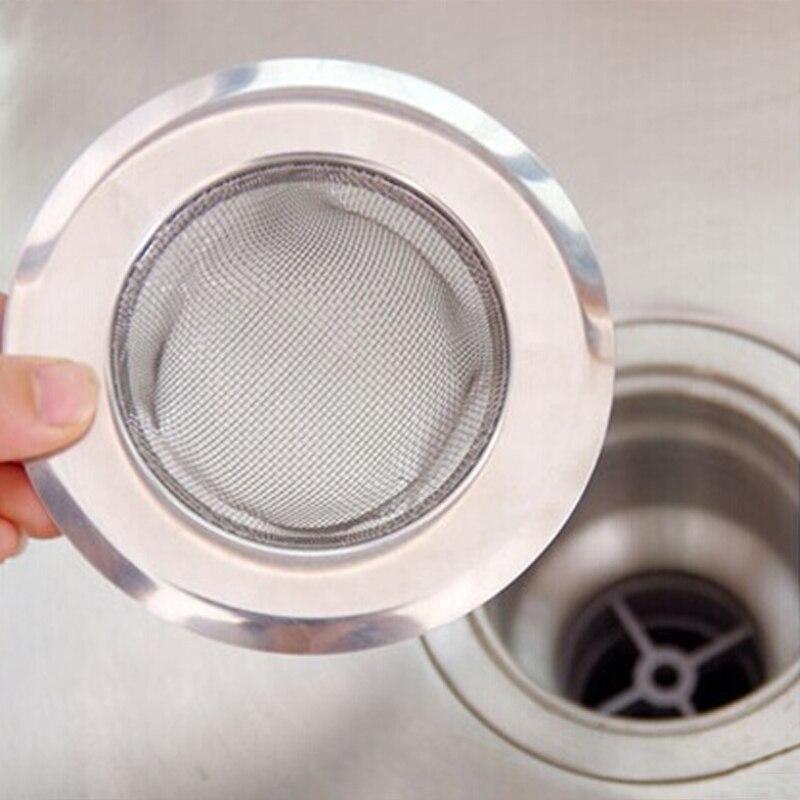 Drain Hair Catcher Stopper Laundry Bathtub Shower Drain Hole Filter Trap cocina Sink Strainer Bathroom Kitchen Accessories
