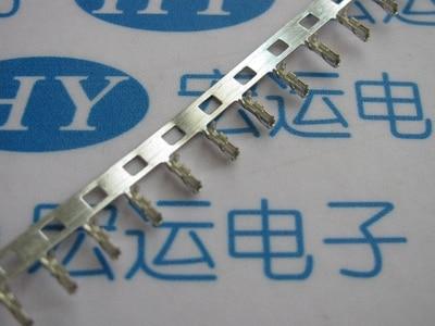 Обжимная Клемма, разъем 1,5 мм, шаг ZH1.5, ZH-1.5mm