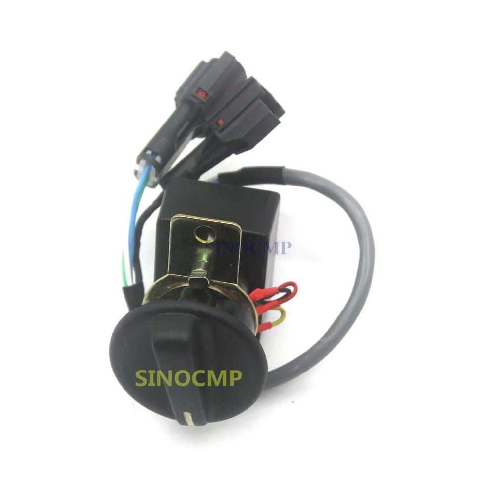 مفتاح اختيار الوقود EC210 EC240, 14508635 VOE14508635 لحفار فولفو ، ضمان لمدة 3 أشهر
