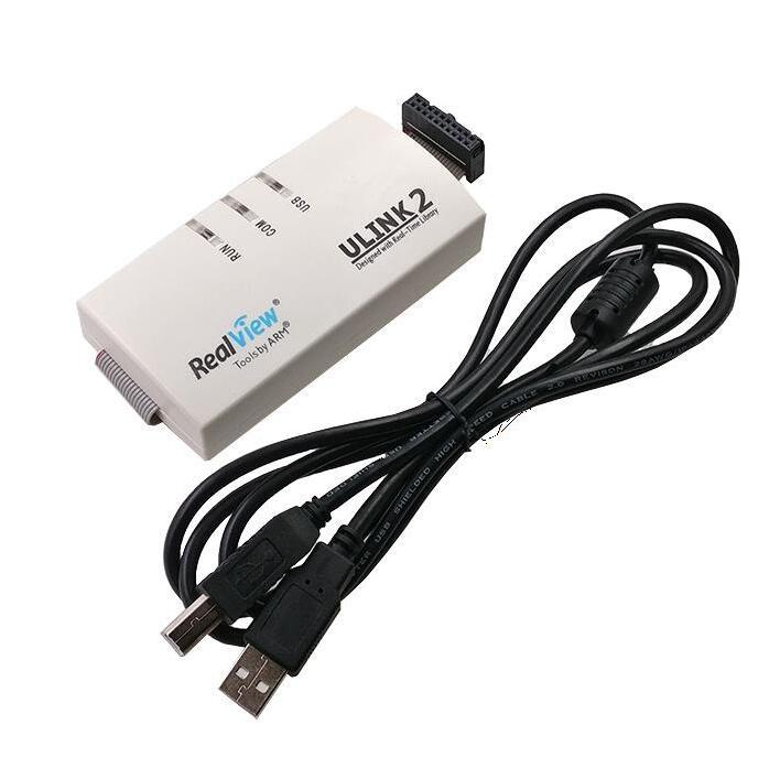 ULINK2 эмулятор/оригинальная прошивка/MDK5.0 Обновление/Cortex-M0-M4/позолоченная версия