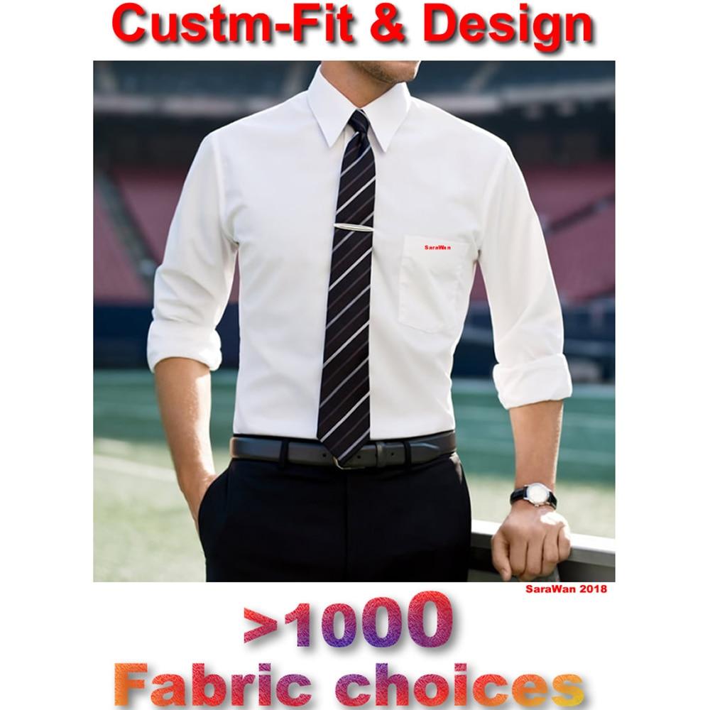 Строгие мужские классические рубашки на заказ, белая мужская классическая рубашка с длинным рукавом, Мужская Свадебная рубашка, мужская ру...