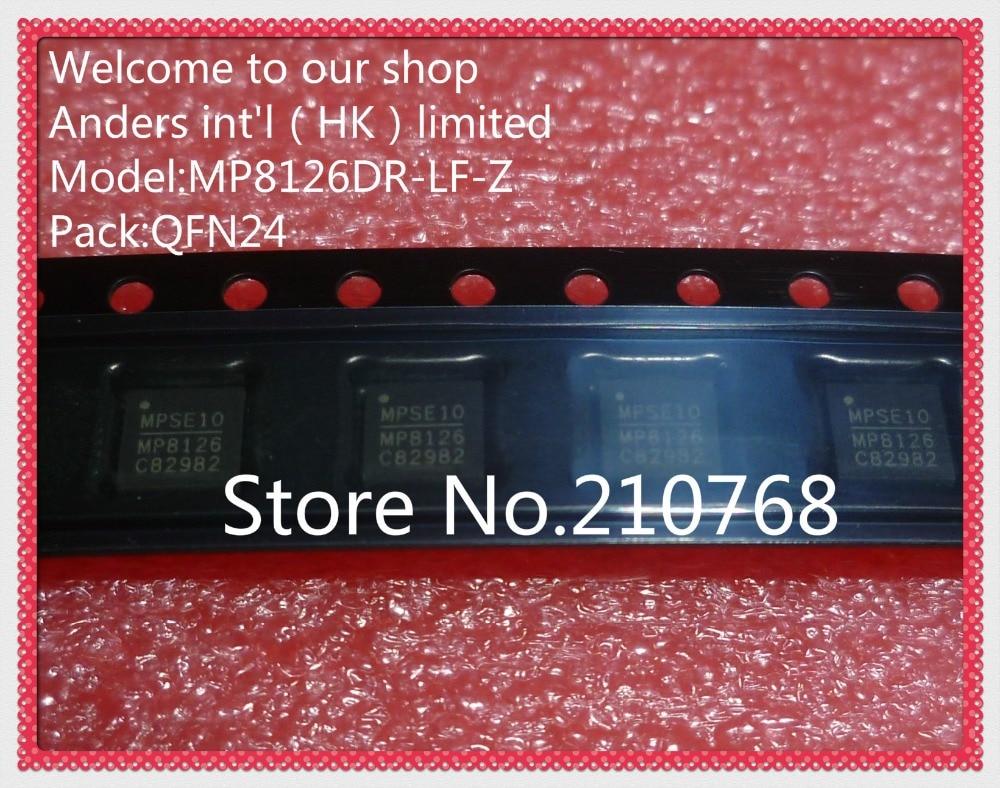 10 pçs/lote MP8126DR-LF-Z MP8126DR-LF MP8126DR MP8126 QFN24
