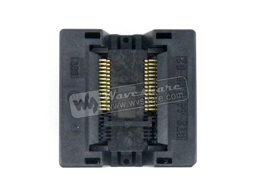 SSOP28 TSSOP28 OTS-28(44)-0.65-02 Enplas IC Test Burn-in Socket Programming Adapter 0.65mm Pitch 6.1mm Width