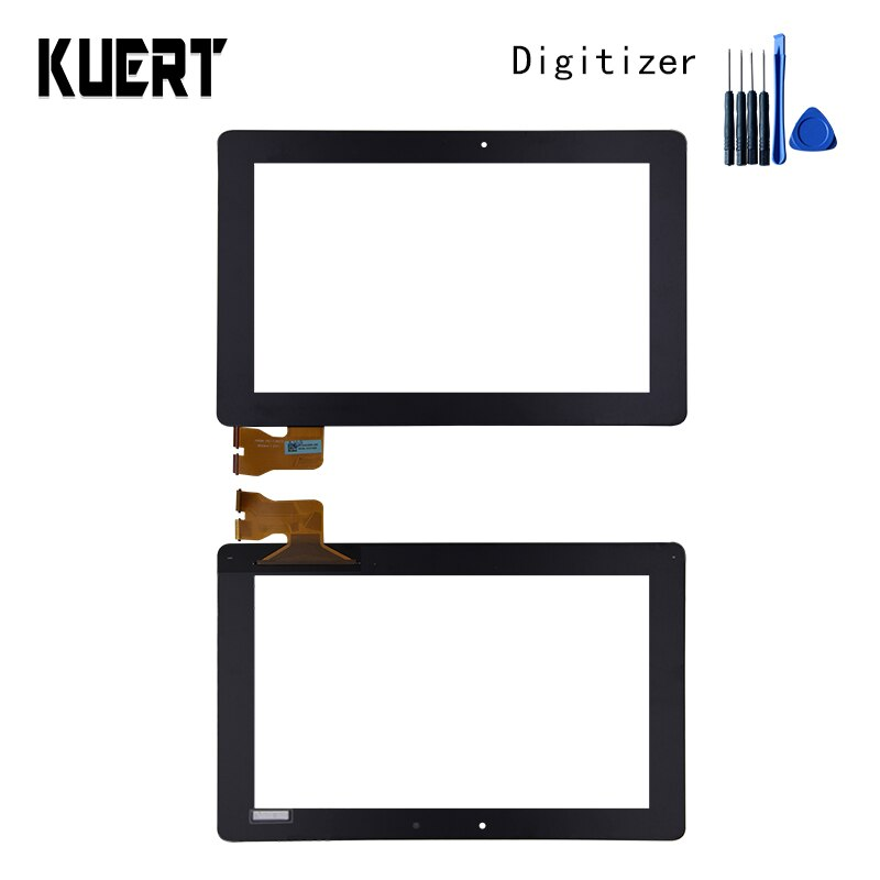 Para Asus ME302 ME302C K005 ME302KL K00A 5425N K00C 5280N FPC-1 Panel de pantalla táctil de cristal digitalizador piezas de accesorios