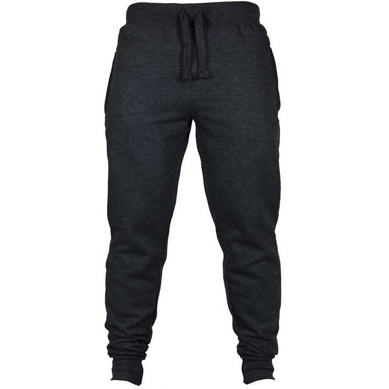 Oeak Männer Mode Winter Warme Fleece Hosen Neue Gerade Hosen Beiläufige Lose Dünne Hiphop Streetwear Hosen Einfarbig Jogginghose