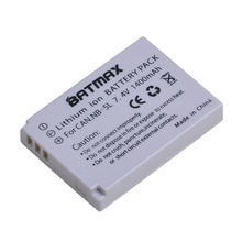 1400 mAh NB-5L NB 5L NB5L Batterie pour Appareil Photo Canon S110 SX200 SX210 SX220 SX230 EST HS IXUS 850 870 800 860 990 SD 950 970
