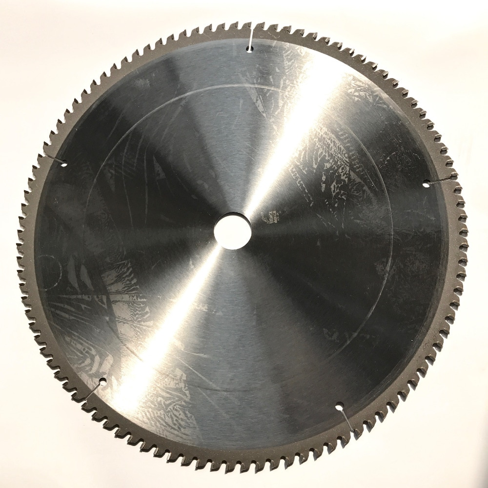 Lâmina de Serra para nf Boleto de Corte na Venda de 1 pc de Qualidade Industrial 120z Tct Metal Alumínio Cobre Zinco Chumbo 350*3.4*30mm * 100z –