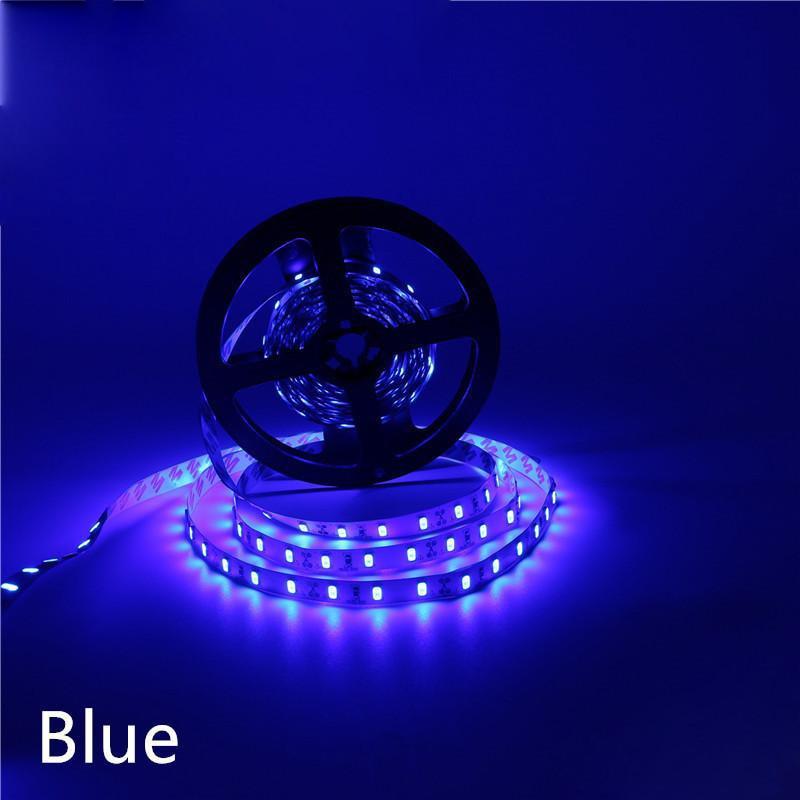 Fanlive 100m/lot IP20 IP65 Waterproof LED Strip Flexible Light DC12V SMD 5630 60leds/m Lampada LED Light Tape Ribbon Car Lamp