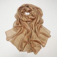 Linen Shinny Hijabs