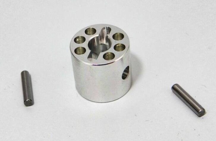 Горячий гоночный ватерра двойные молоты алюминиевый Diff замок Posi Hub vth125 F