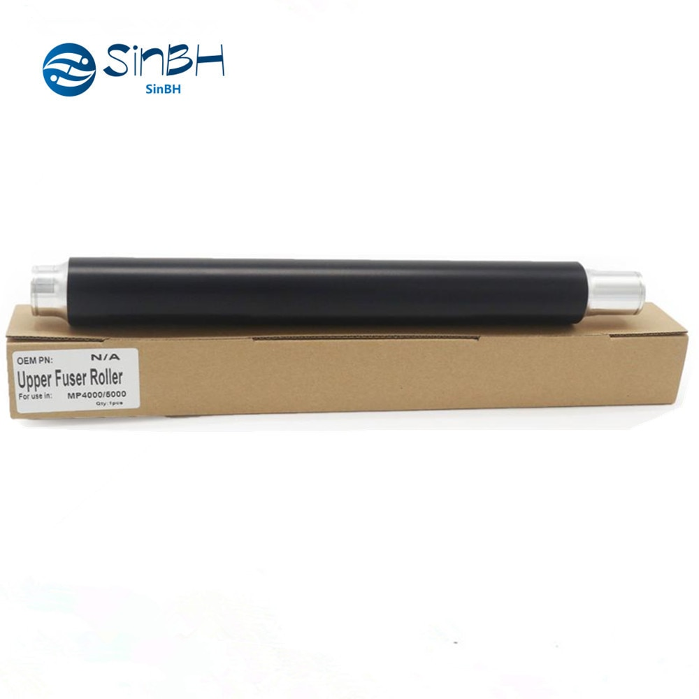 1 X Wärme Roller AE01-0099 MP4000B MP5000B Upper Fuser Roller Für Ricoh MP4002 5000 5000B 5001 4000 4000B 4001 5002 kopierer Teile