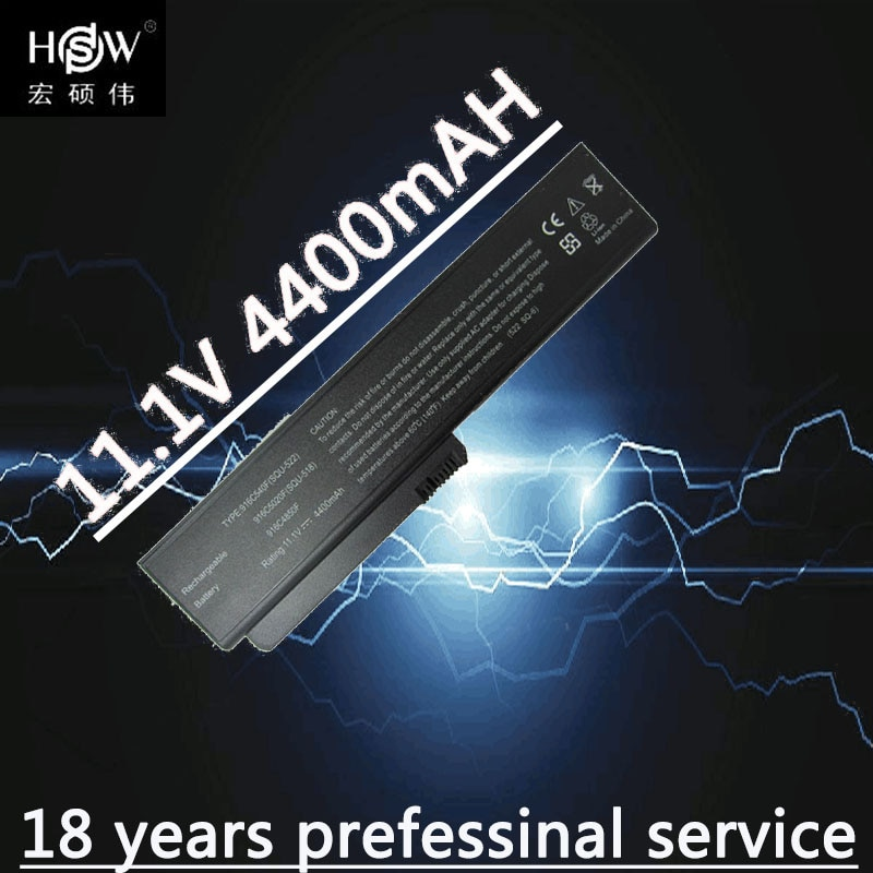Batería recargable HSW para SQU-518, SQU-522, 916C4850F, 916C5030F, 3UR18650F-2-Q, 3ur18650f-qc12w batakku
