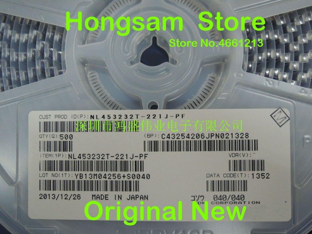 (100 PCS) NLC322522T-220K NLC322522T-330K NLC322522T-2R7J NLC322522T-3R3J NL252018T-R68K NL252018T-6R8J