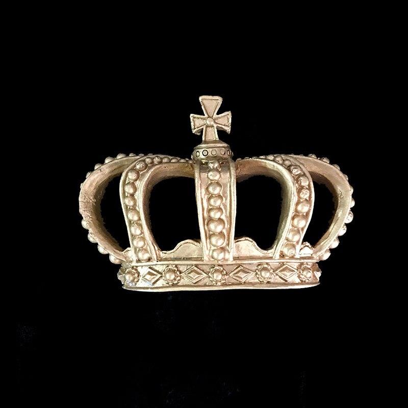 minsunbak New Development large Crown that symbolizes the highest right Silicone mold  DIY Cake fondant decoration tool