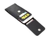 Verticial Rotary cinturón de hombre Clip Correa Funda de cuero para móvil tarjeta bolsa para Nokia 3, Elephone P8 Mini/C1/R9, Doogee X30