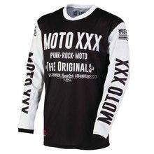 2019 moto vtt maillot maillot ciclismo descente moto cross maillots moto cycle VTT moto maillot XC BMX DH T Shirt vêtements