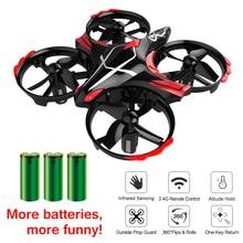 JJRC H56 TaiChi Mini Drone Micro Quadcopter Altitude Hold Quadrocopter VS H36 Upgrade Helicopter Kids Remote Control Dron Toys