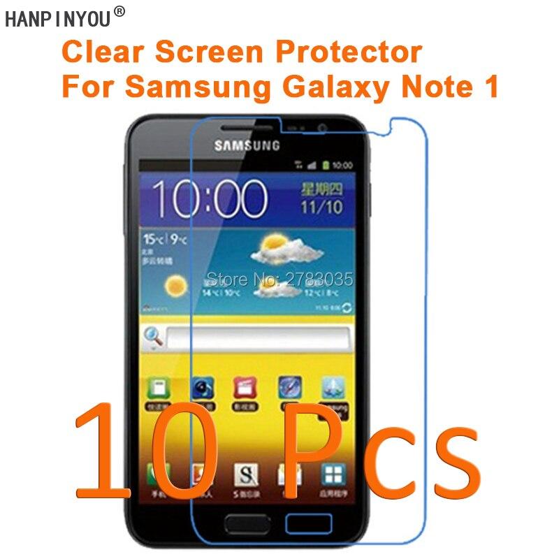 10 Uds. Para Samsung Galaxy Note 1 I i9220 N7000 5,3