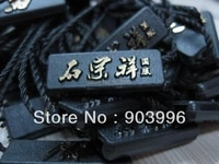free shipping newly hang tag string in apparelplastic lableitolox 24cm hanging tag stringseal taglabel10000pcslot