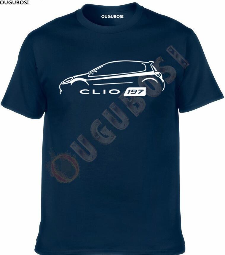Camiseta para carro 2019 # clio sport 197 cup classic