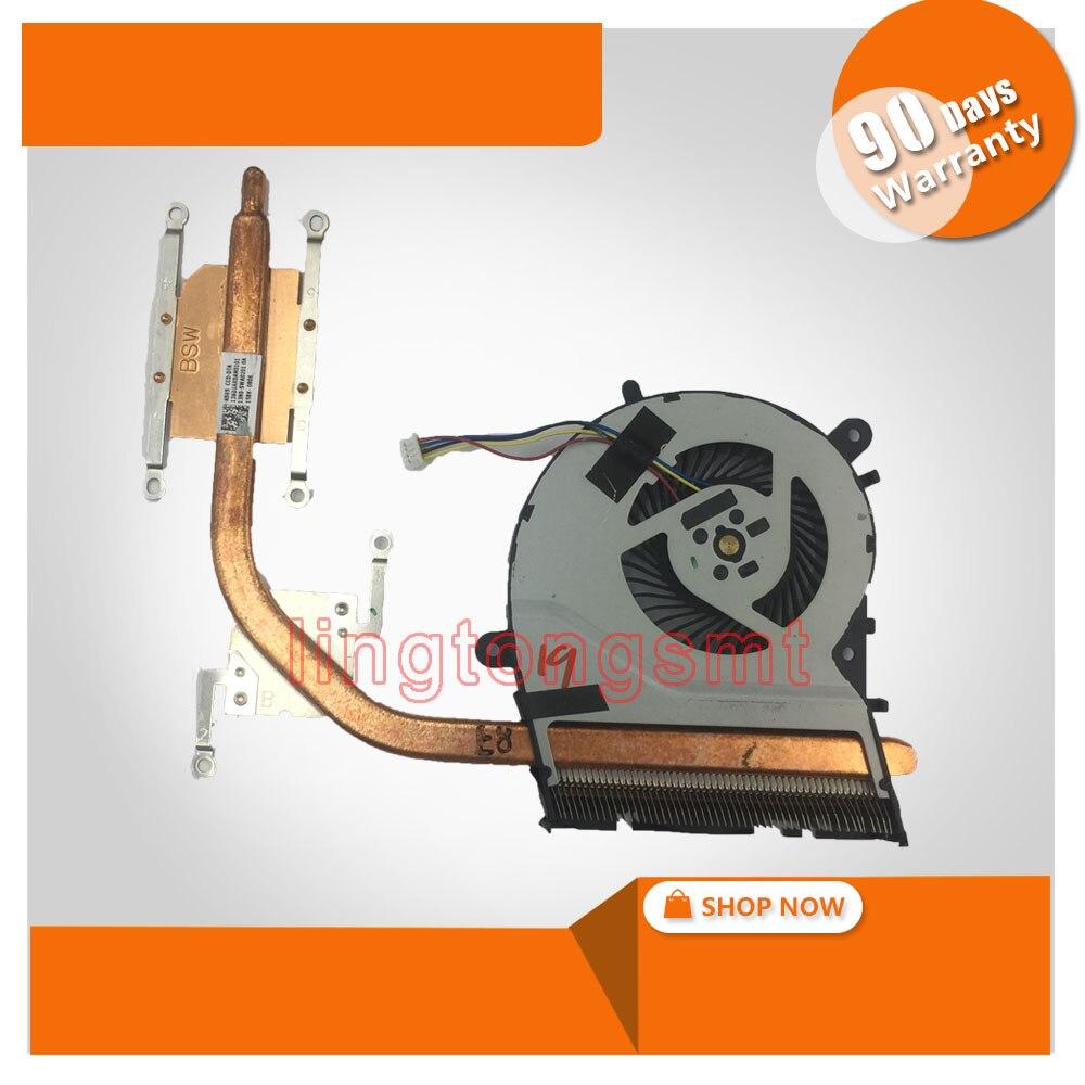New Original CPU Cooling heatsink Fan For ASUS X455LJ A455L K455L F455L W491L Y483LD X455LF X455LB fan Cooler
