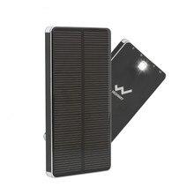 PowerGreen 10000mAh 5V 2A Utdoor Dual USB Ports Solar Power Bank Charger for Phone