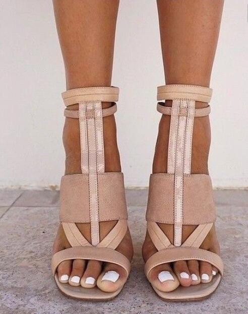Opem-صنادل نسائية بكعب عالٍ ، أحذية صيفية عصرية مرقعة ، مقاس 34-42 ، أحذية حفلات ، مجموعة جديدة
