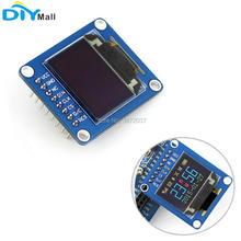 "0.95inch 0.95"" RGB OLED Screen Display Module SSD1331 SPI 96X64 3.3V 5V for Arduino Raspberry Pi STM32"