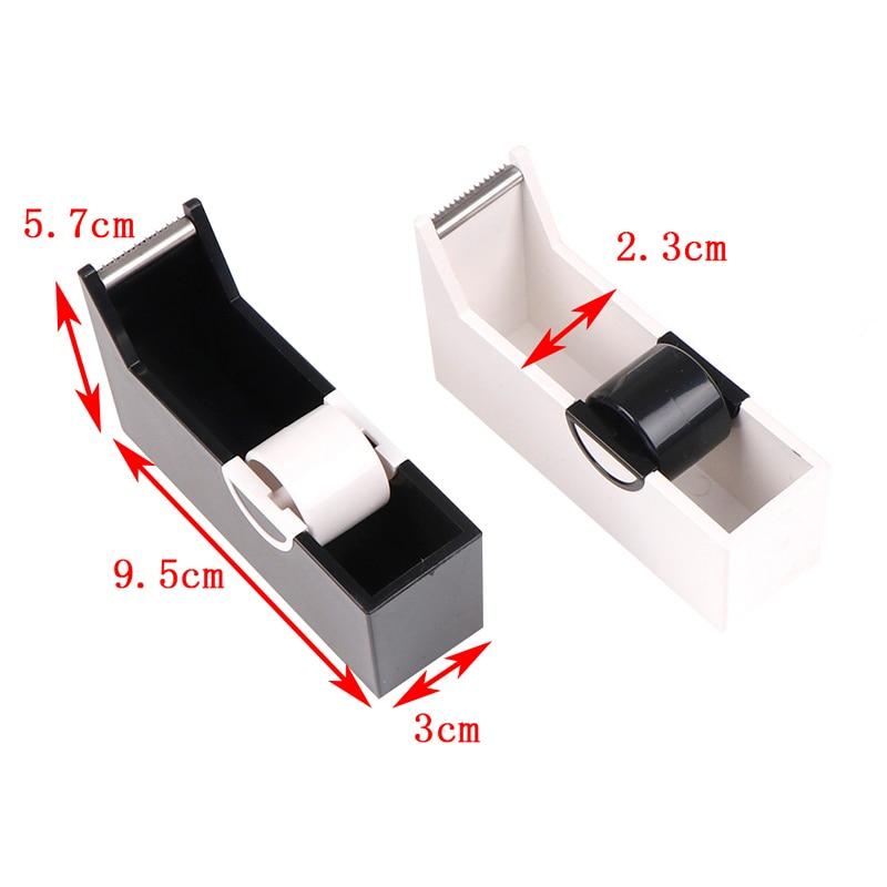 1 pieza cortador de cinta para Injerto de pestañas, cortador de extensión de pestañas postizas, herramientas de maquillaje, soporte de cinta adhesiva