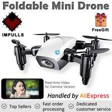 S9 S9W S9HW Opvouwbare Rc Mini Drone Pocket Drone Micro Drone Rc Helicopter Met Hd Camera Hoogte Houden Wifi Fpv fswb