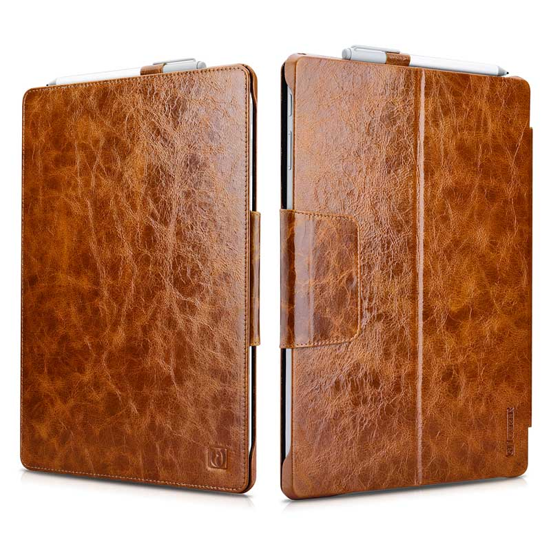 oil-wax-vintage-cowhide-genuine-leather-case-for-microsoft-surface-pro-4-retro-business-stand-smart-cover-for-surface-pro-4-bags