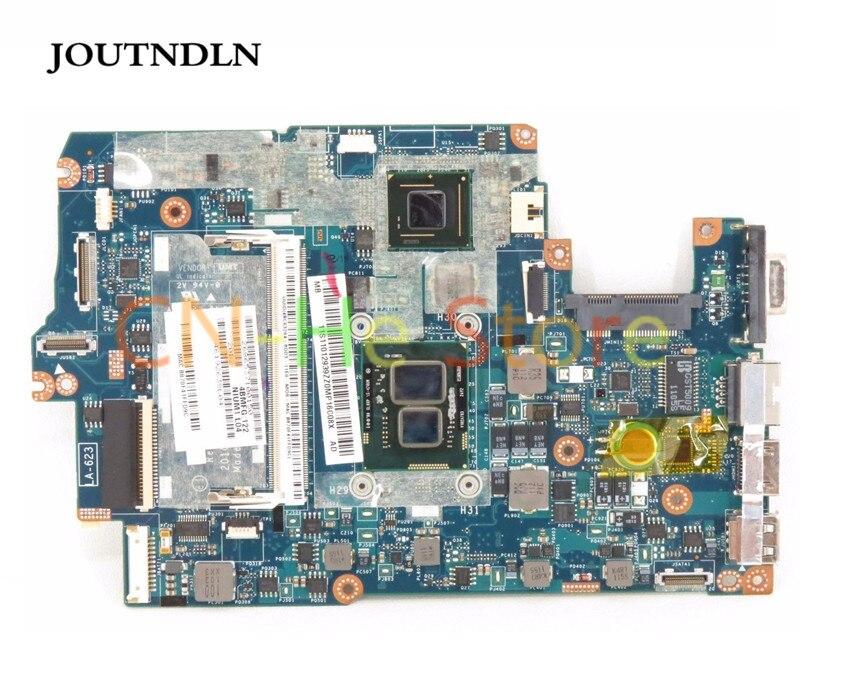 Para Lenovo IdeaPad U260 Laptop placa base LA-6232P 11S11012939 11012939 W/ i5-470UM CPU 100% trabajo perfecto