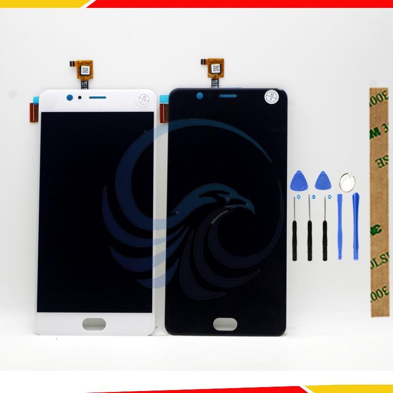 "Pantalla LCD probada de 5,5 ""para Elephone P8 Max, pantalla LCD con ensamblaje completo de pantalla táctil"