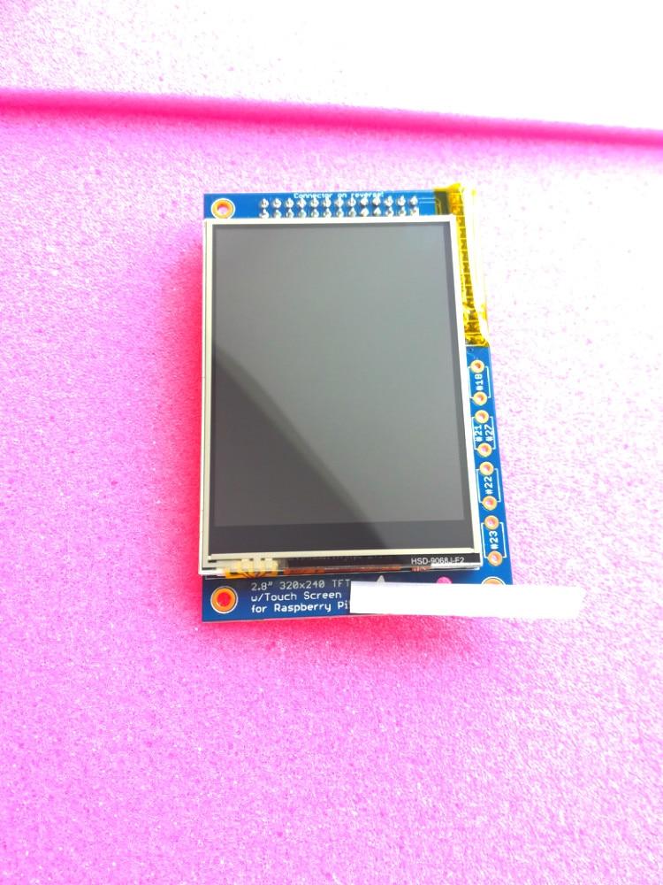 "Punto 1601 PiTFT-320x240x2,8 ""TFT + pantalla táctil para Raspberry Pi, Módulo"