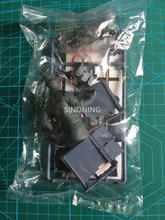 HENG LONG 3818/3818-1 RC tank allemand tiger I 1/16 pièces de rechange No. boîte daccessoires/pièces en plastique