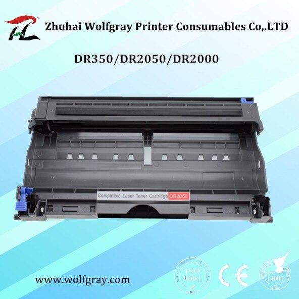 متوافق لأخيه طبل وحدة DR350/DR2050/DR2000 HL-2030/2040/2045/2070N/2075N. MFC-7220/7225/7420/7820. DCP-7010/7020/7025
