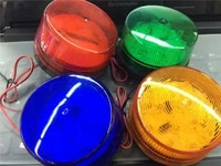 Le point fort de 12V  rouge  vert  jaune  bleu  lumiere optionnelle pour alarme de securite domestique