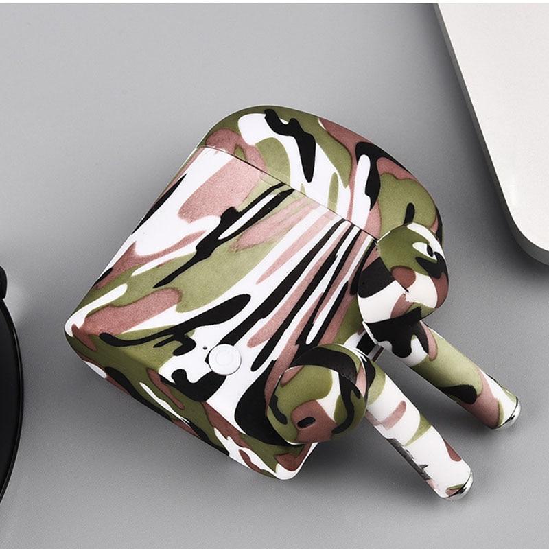 Auriculares inalámbricos Bluetooth I7s mini tws para Apple in-ear cinturón deportivo soporte de carga mini Auriculares inalámbricos con Bluetooth
