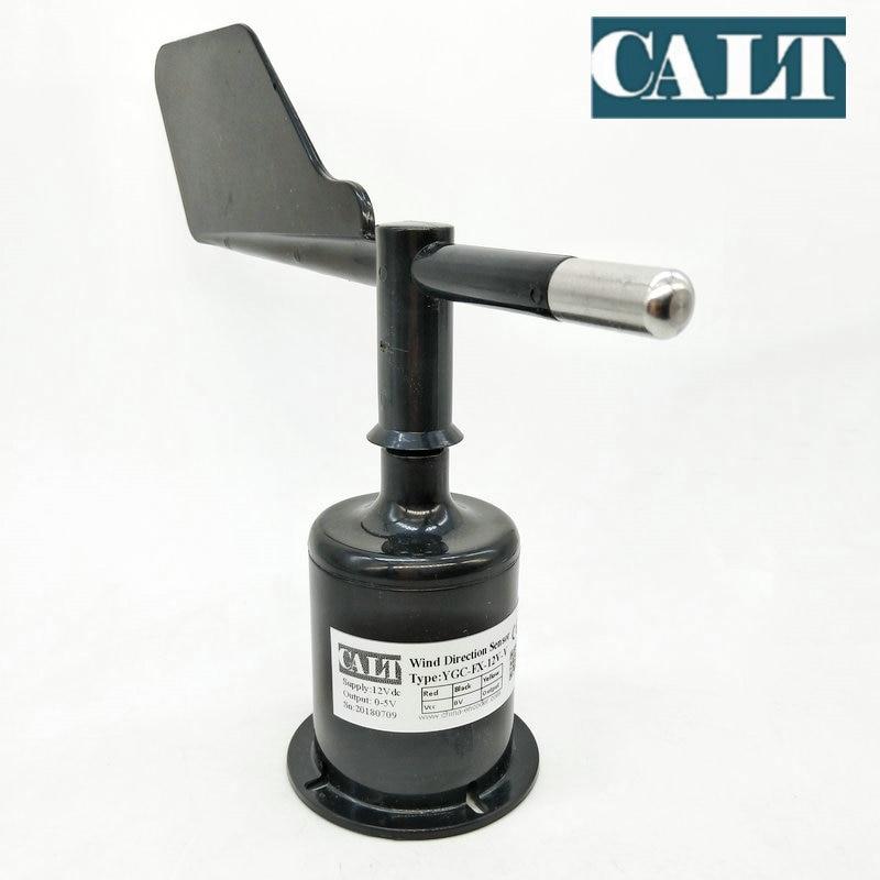 Ветровой лоток 10-30 вольт, датчик направления ветра, передатчик, Метеорологический инструмент для метеостанции