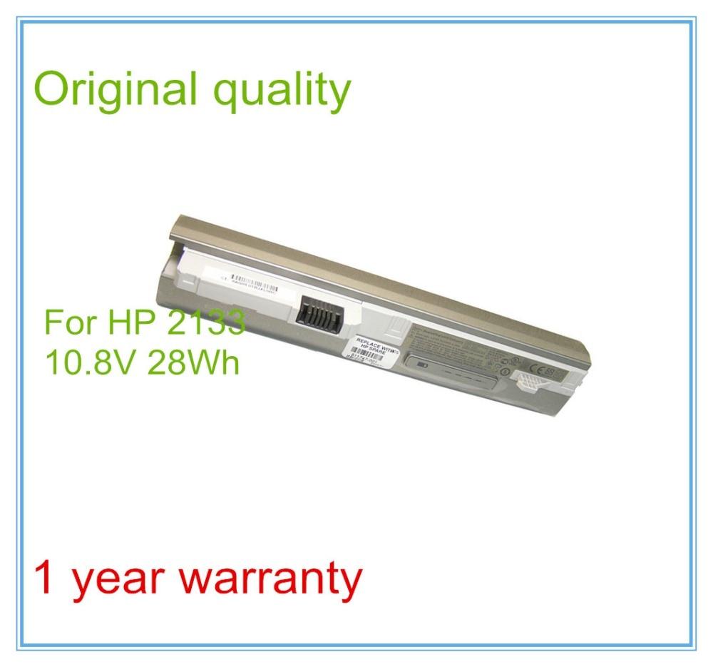 28WH 10.8 V bateria do laptop Original cor Cinza Para 2133 2140 HSTNN-DB63 HSTNN-IB64