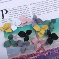 10pcs alloy charms rubber paint windmill flowers charm bracelet necklace pendants charms diy jewelry findings accessories