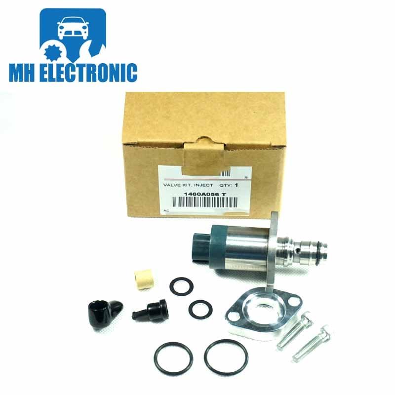MH Electronic 1460A056 bomba de combustible bomba de inyección Válvula de control de succión de presión SCV para MITSUBISHI L200 TRITON 2,5 DCI 1460A056T