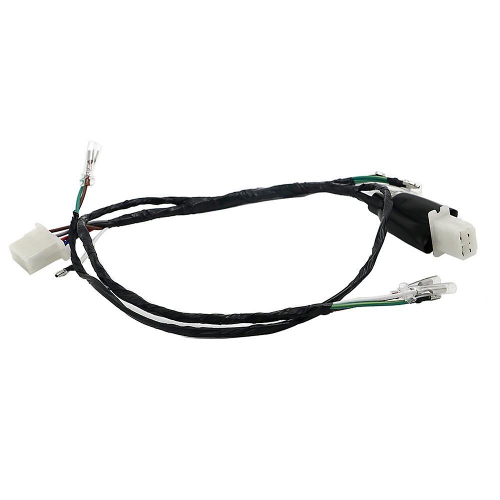 Accesorios de motocicleta partes Motorcross cableado de alta calidad arnés de cables enchufe para Honda Z50 Mini 1971