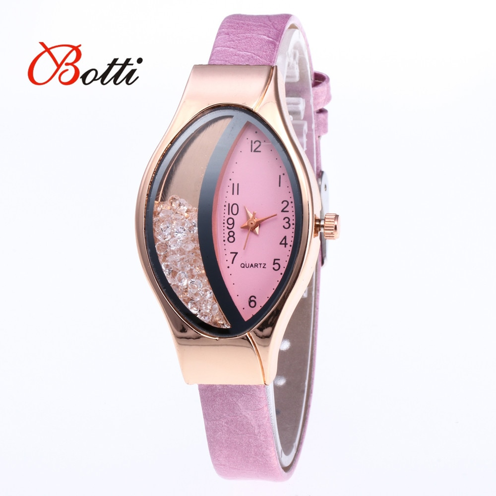 Relogio feminino 2018 moda feminina relógio de luxo casual oval dial feminino relógio de quartzo feminino senhoras relógio de pulso bayan saat